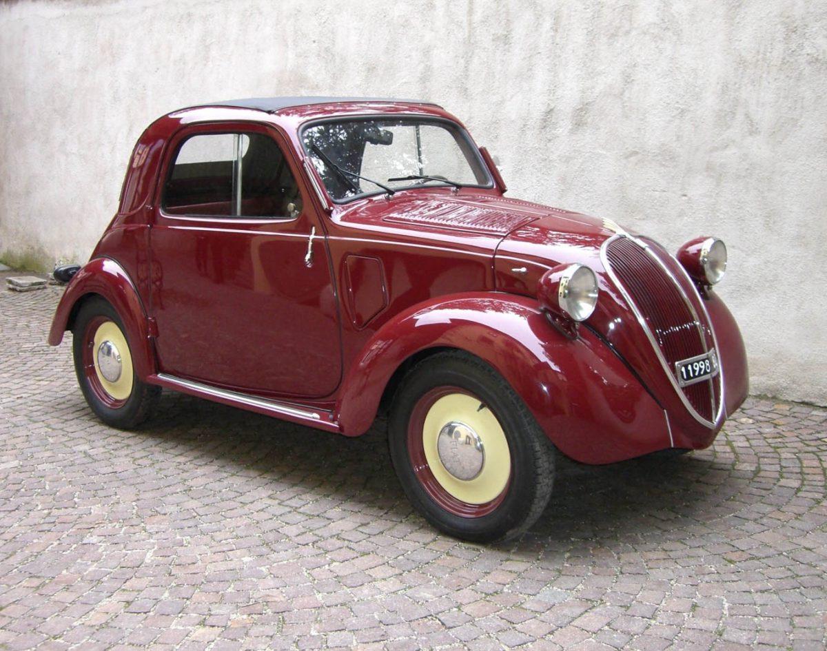 Oldtimer Topolino